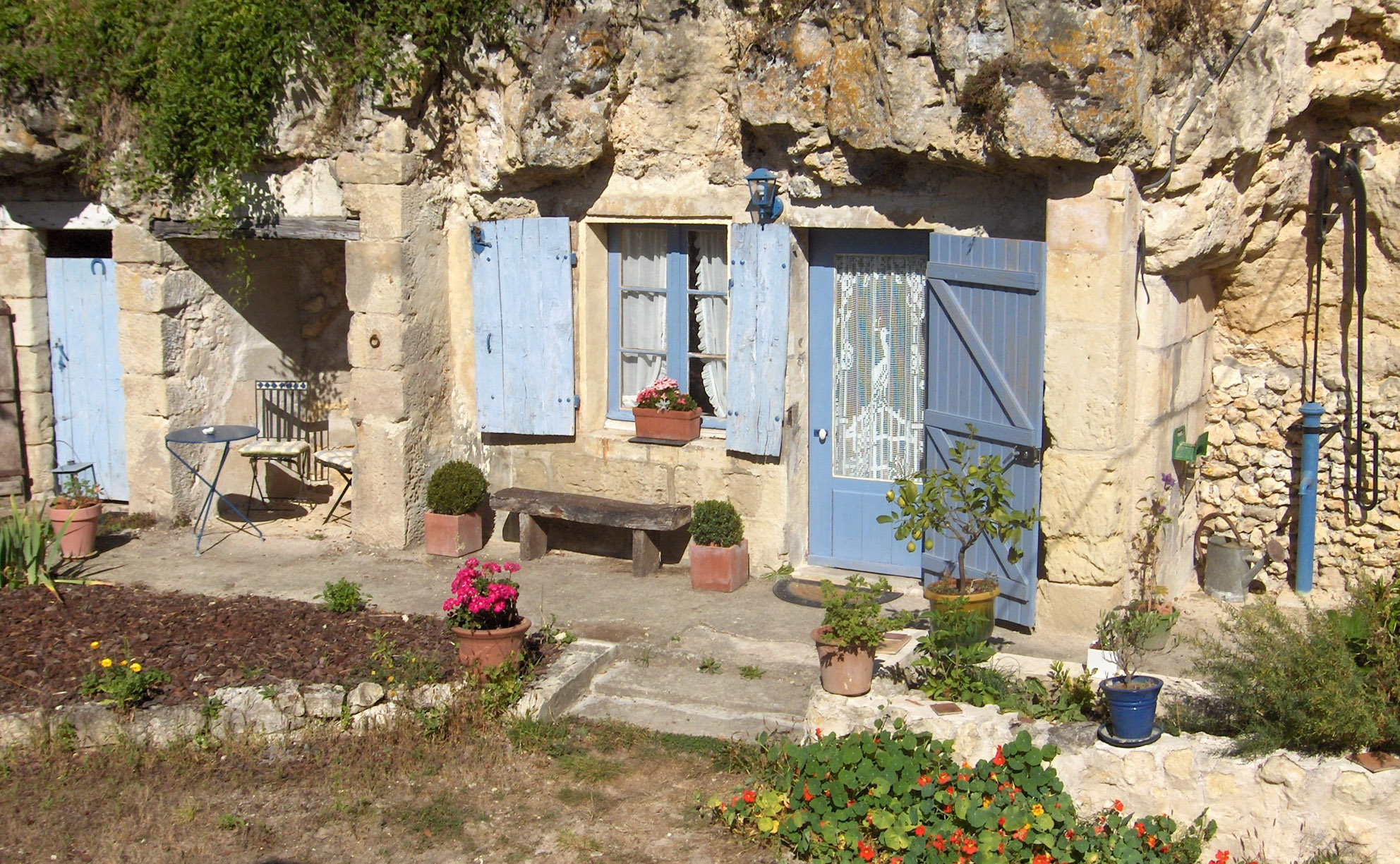 Le figuier des badinons for Chambre d hote loire valley