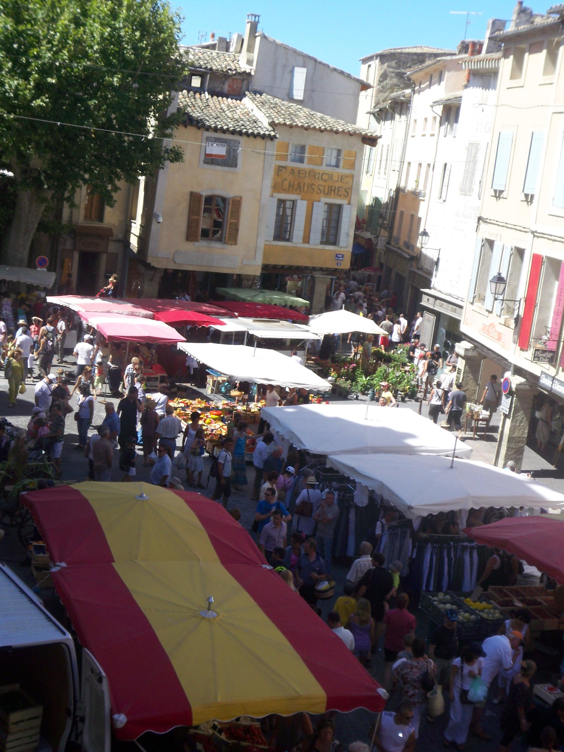 March s provencaux de l 39 isle sur la sorgue office de - Office du tourisme isle sur la sorgue ...