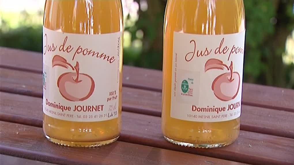 Exceptionnel Fruits du vergers à Mesnil-Saint-Père - Aube Champagne AG87