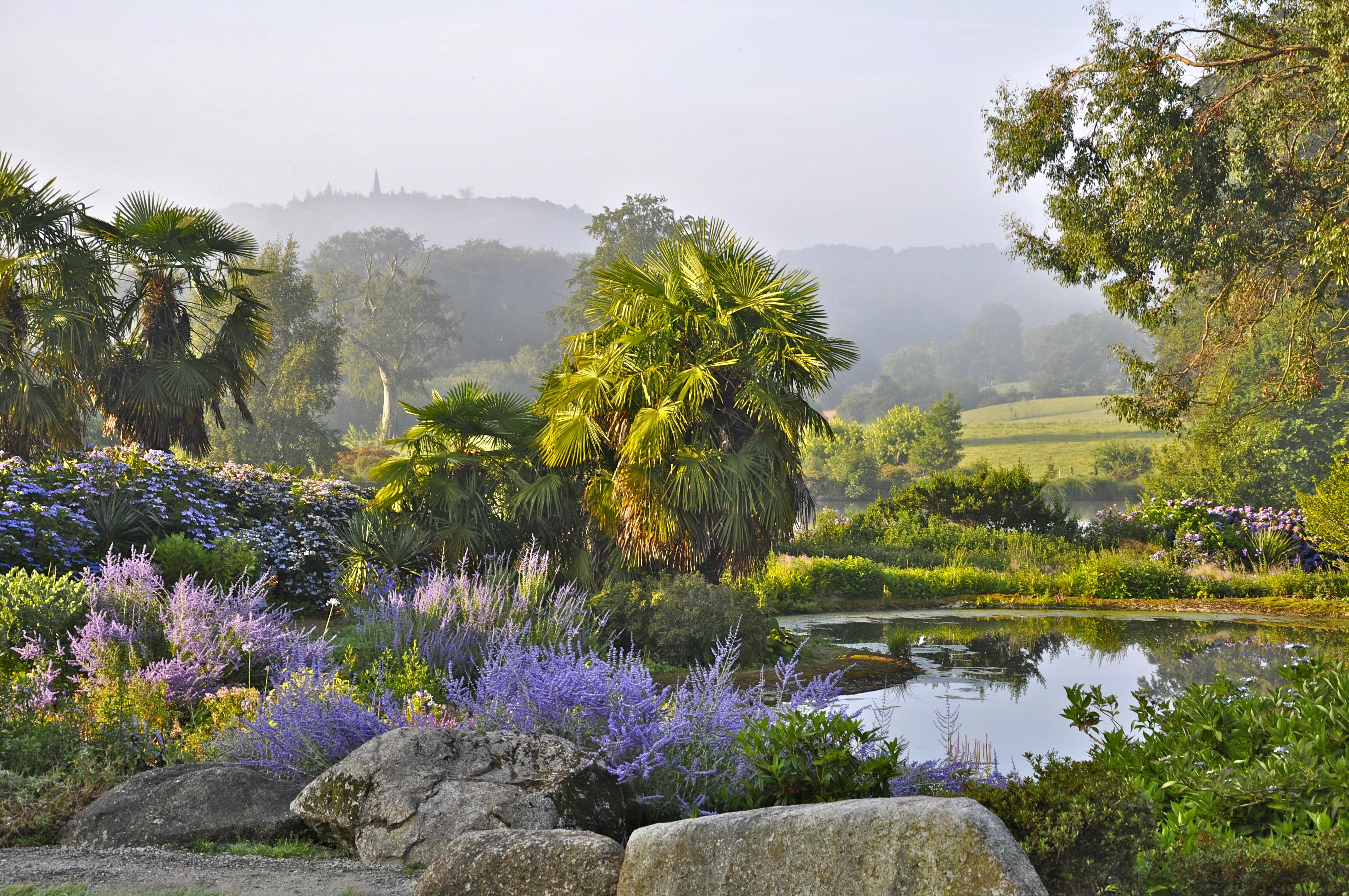 Parc botanique de haute bretagne - Parc botanique de haute bretagne ...