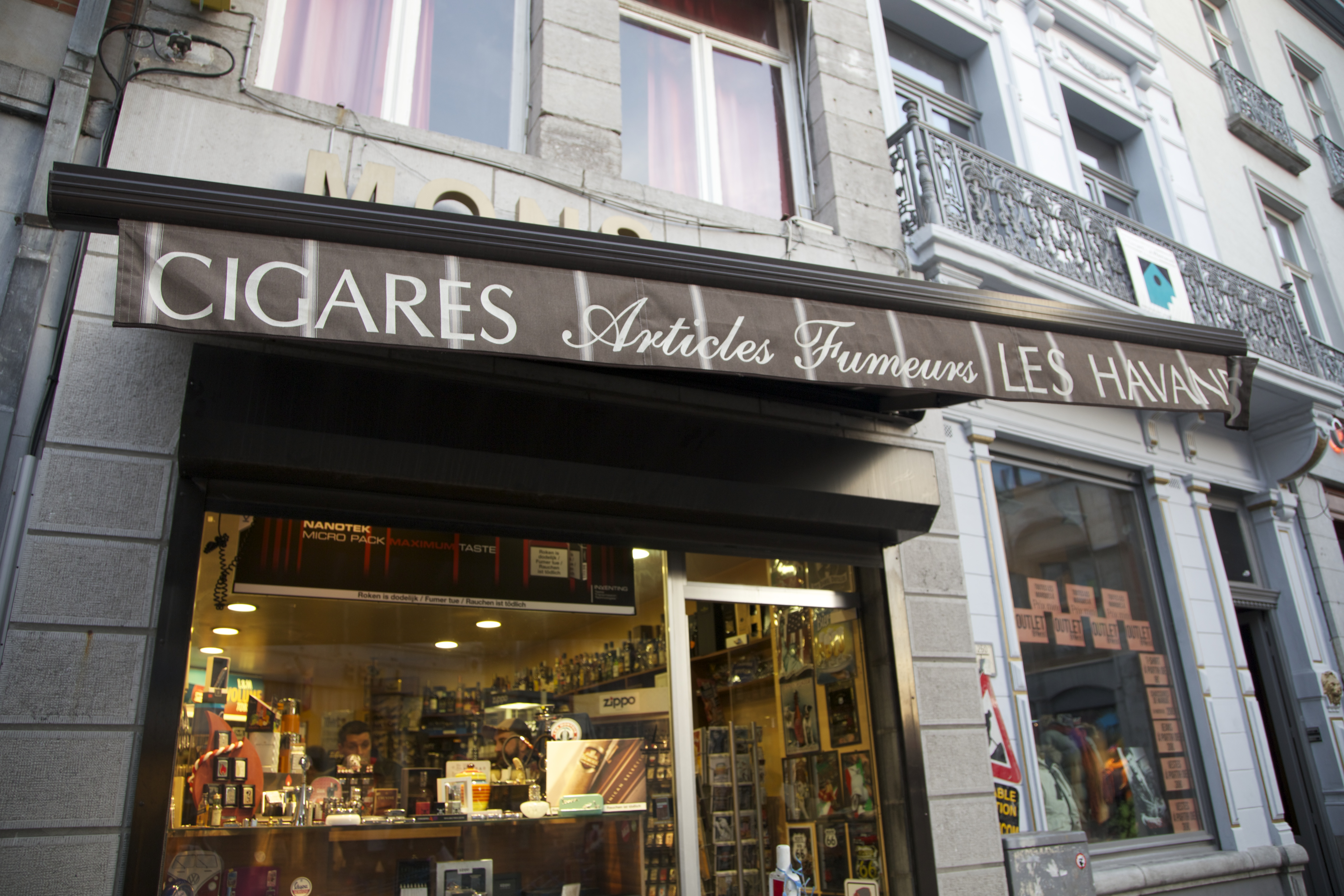 Shopping - La Balade