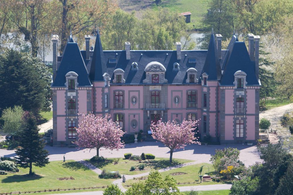 Château Hôtel Le Colombier
