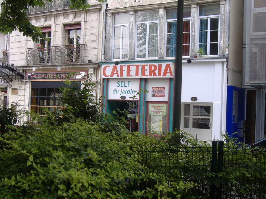 Le self du jardin troyes troyes champagne tourisme for Restaurant le jardin du cap