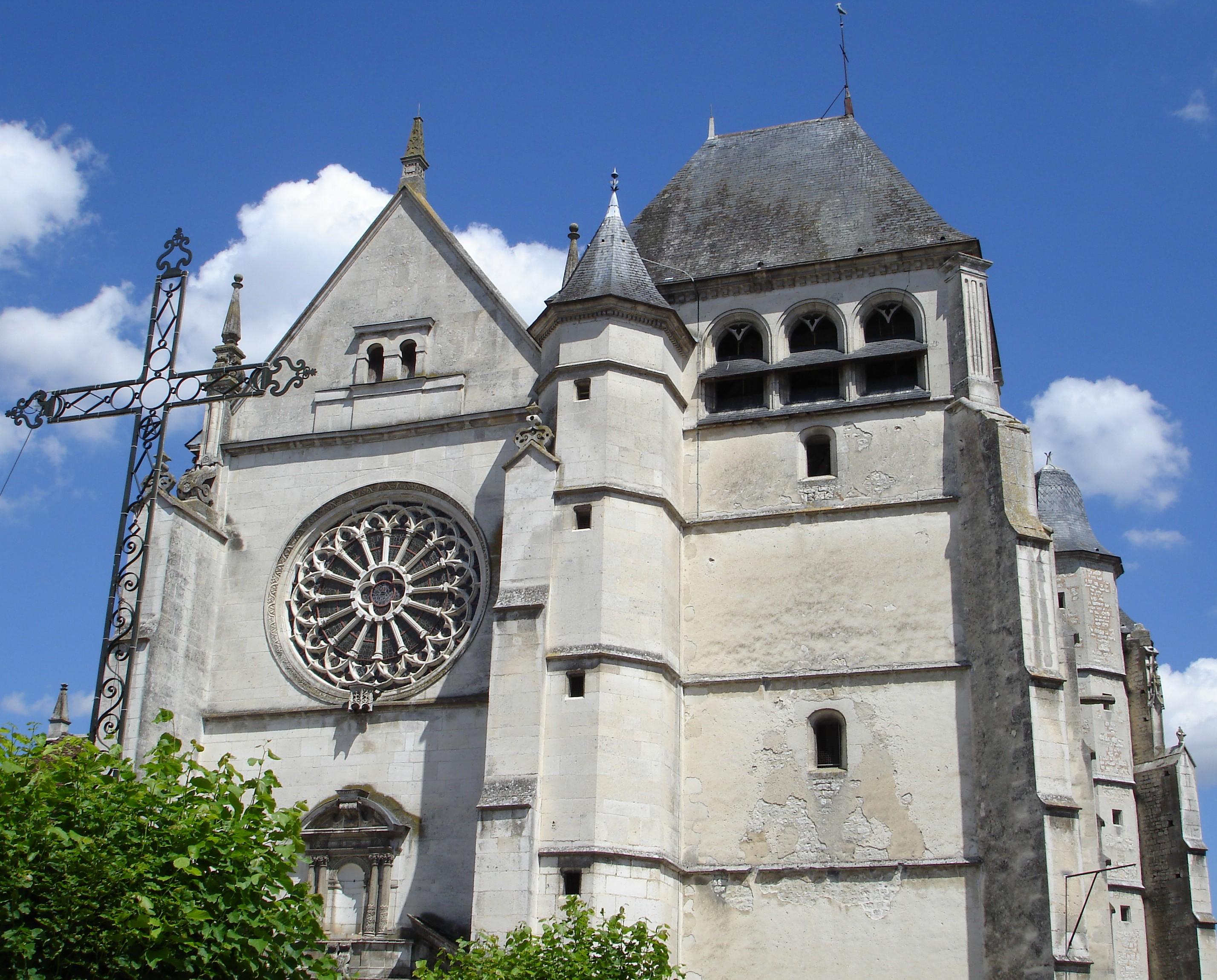 Eglise saint etienne bar sur seine aube champagne for Bar a champagne saint etienne