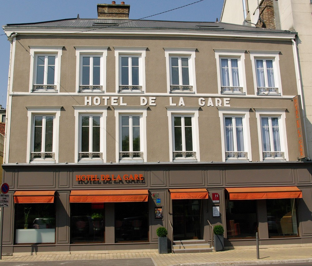 Hotel Troyes Proche Gare