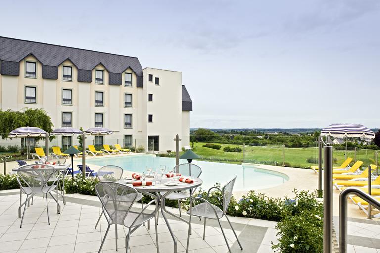 Novotel amboise 121 chambres for Chambre 121 gratuit