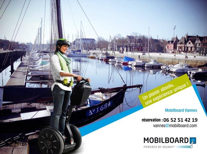 Mobilboard Vannes Golfe