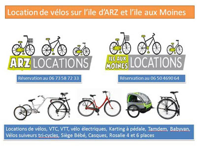 Locations de 2 roues