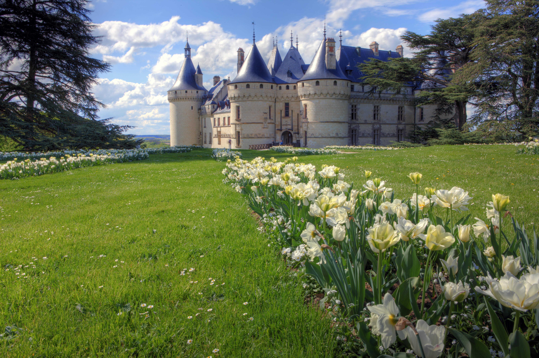 Le ch teau de chaumont sur loire val de cher saint aignan - Chaumont sur loire office du tourisme ...