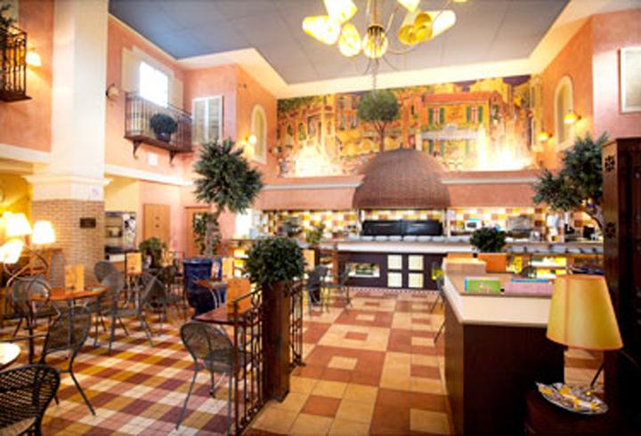 pizza del arte laval office de tourisme du pays de laval. Black Bedroom Furniture Sets. Home Design Ideas