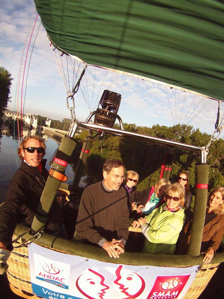 Balloonrevolution evenementciel amboise office de tourisme blois chambord val de loire - Office tourisme chenonceau ...