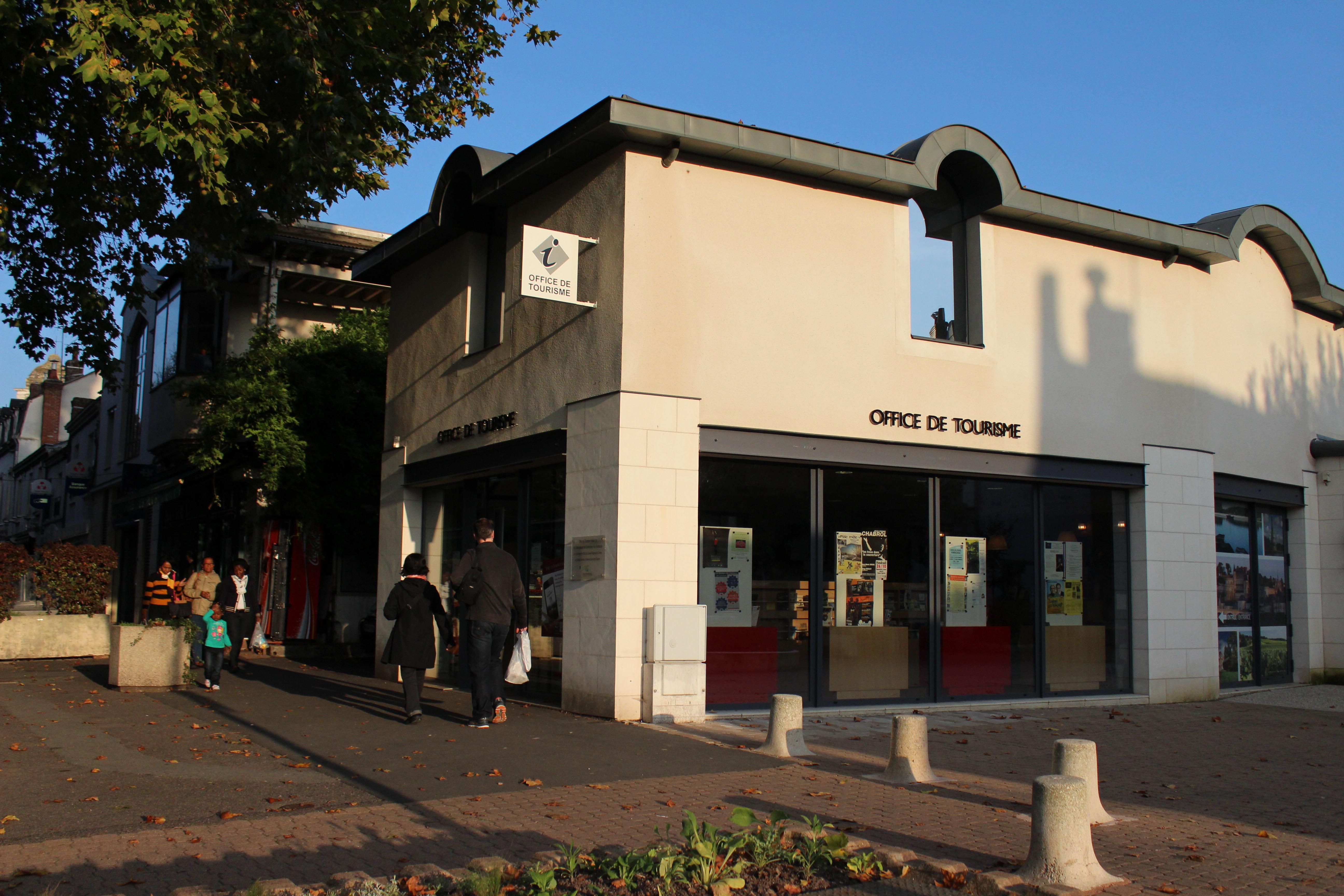 Office de tourisme val d 39 amboise - Office tourisme villedieu les poeles ...