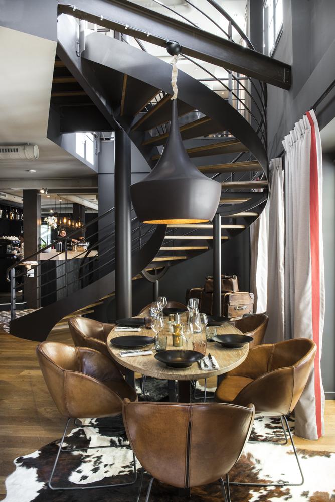 Restaurant La Cuisine Niort | Restaurant Cuisine Comptoir Et Compagnie