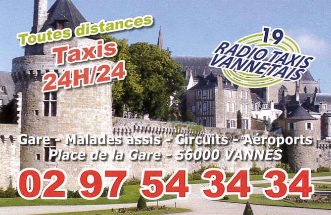 Radio Taxis Vannetais