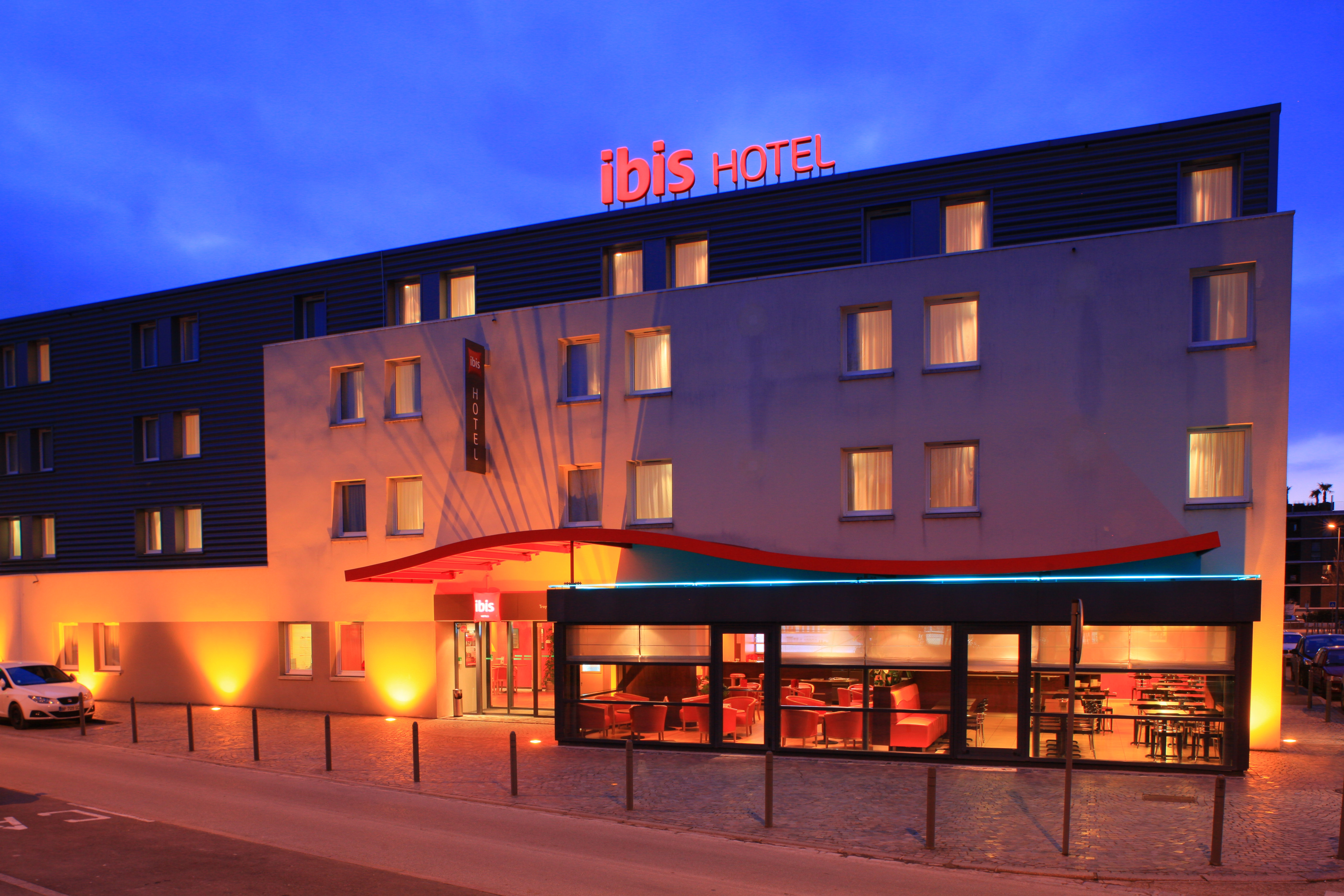 Ibis troyes centre troyes troyes champagne tourisme for Hotels troyes