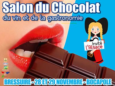Salon du chocolat du vin et de la gastronomie for Salon du vin champerret