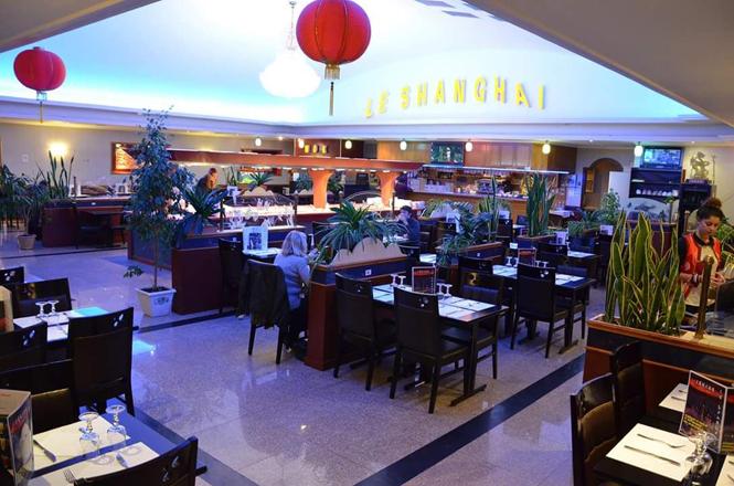 Restaurants th mes 49 for Jardin royal niort