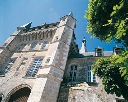 Ch teau de talcy talcy office de tourisme blois - Office du tourisme chateau de la loire ...