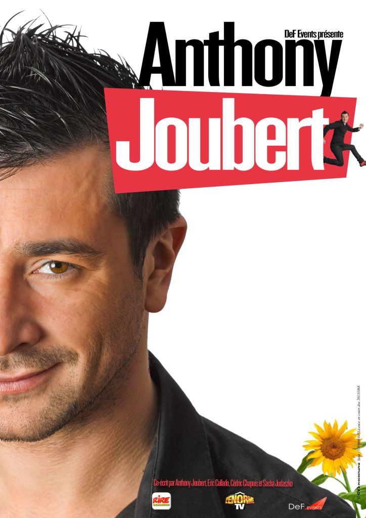 Humour Anthony Joubert « Saison 2 »