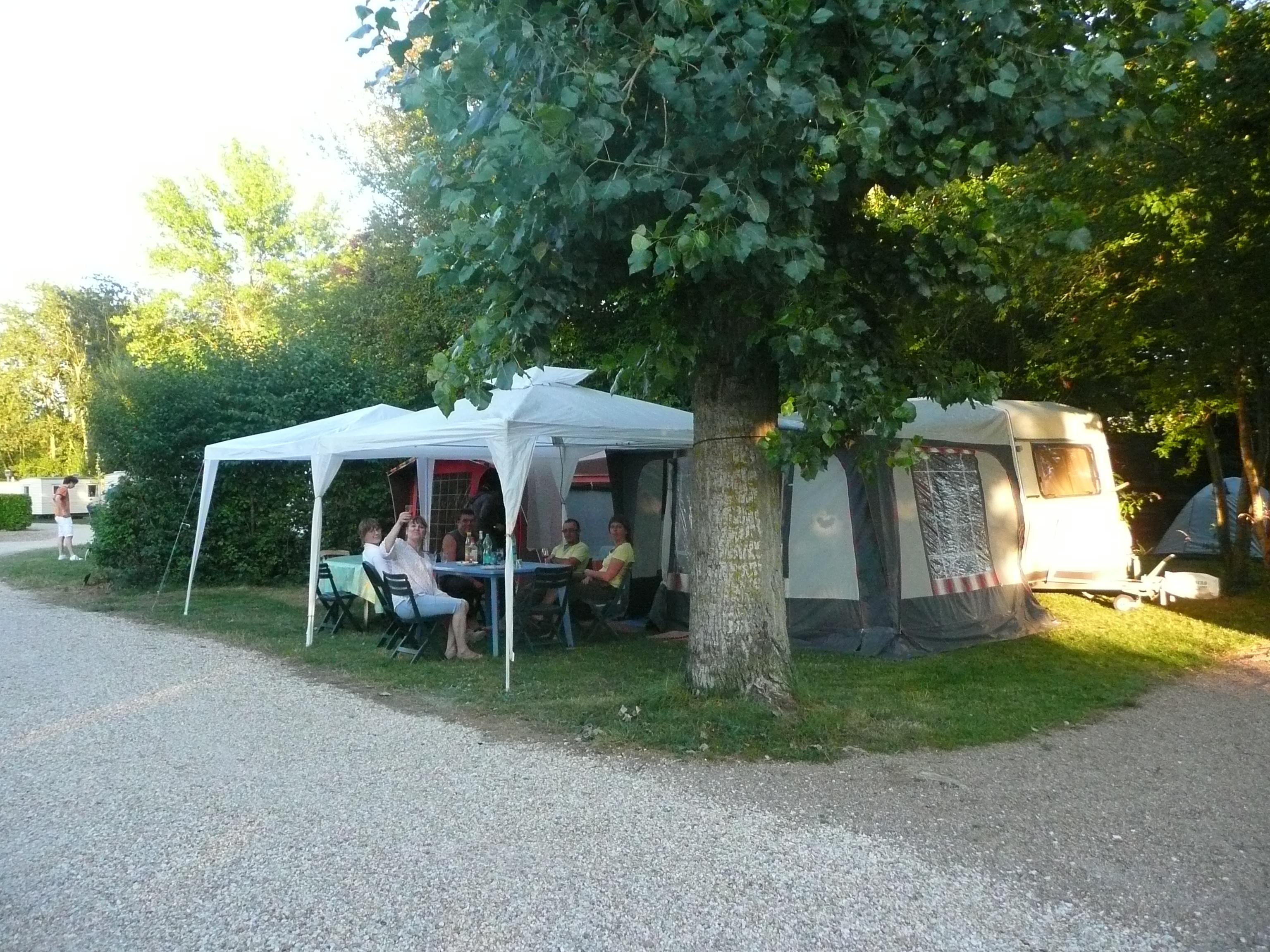 camping le jardin botanique