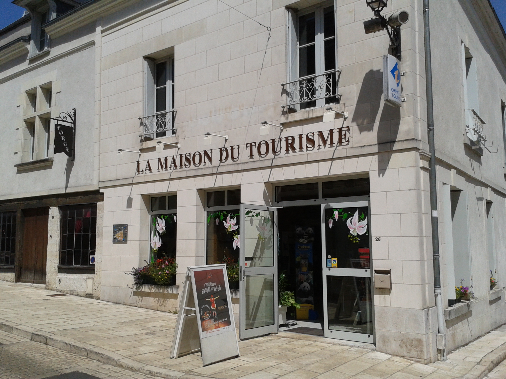 Bureaux d'informations Touristiques de Selles-sur-Cher