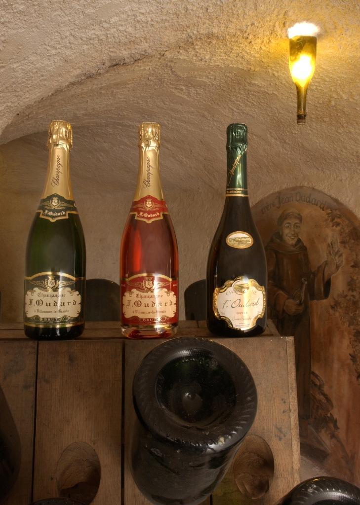 champagne oudard