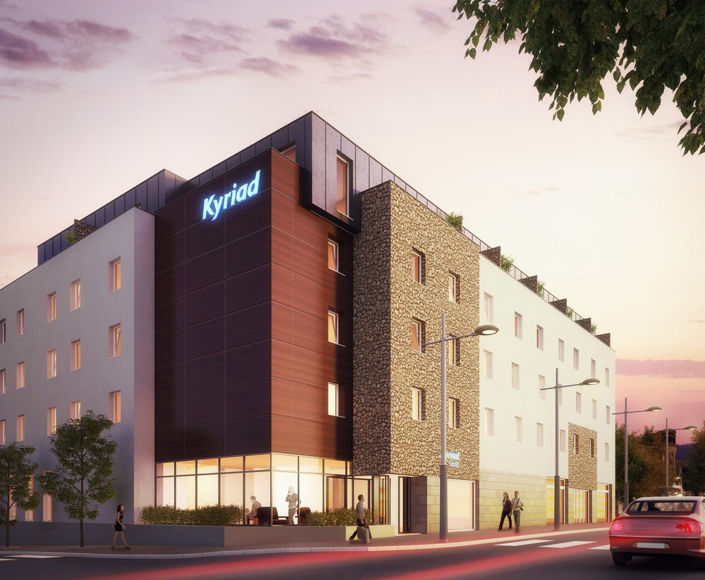 Kyriad troyes centre troyes troyes champagne tourisme - Troyes office de tourisme ...