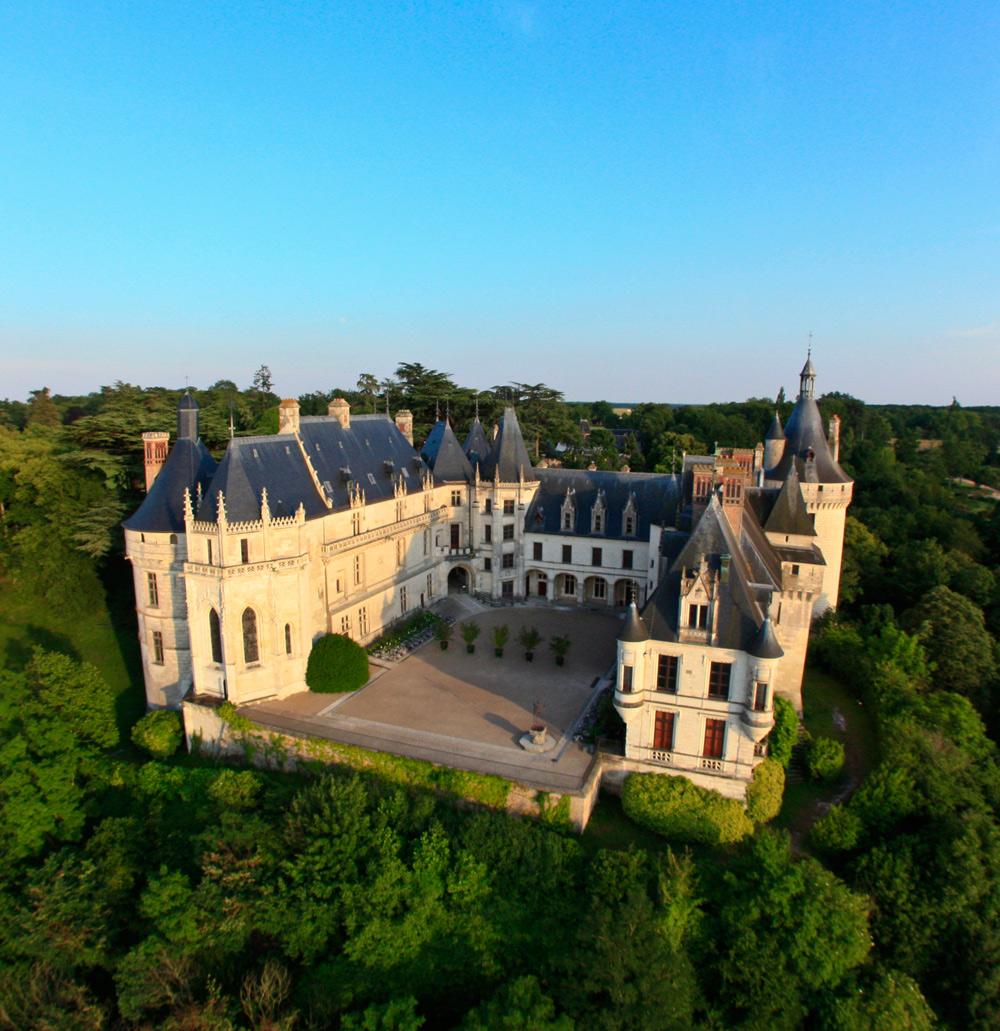 Domaine r gional de chaumont sur loire site officiel de l 39 office de tourisme de blois - Office tourisme chenonceau ...