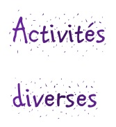 Toutes les activités