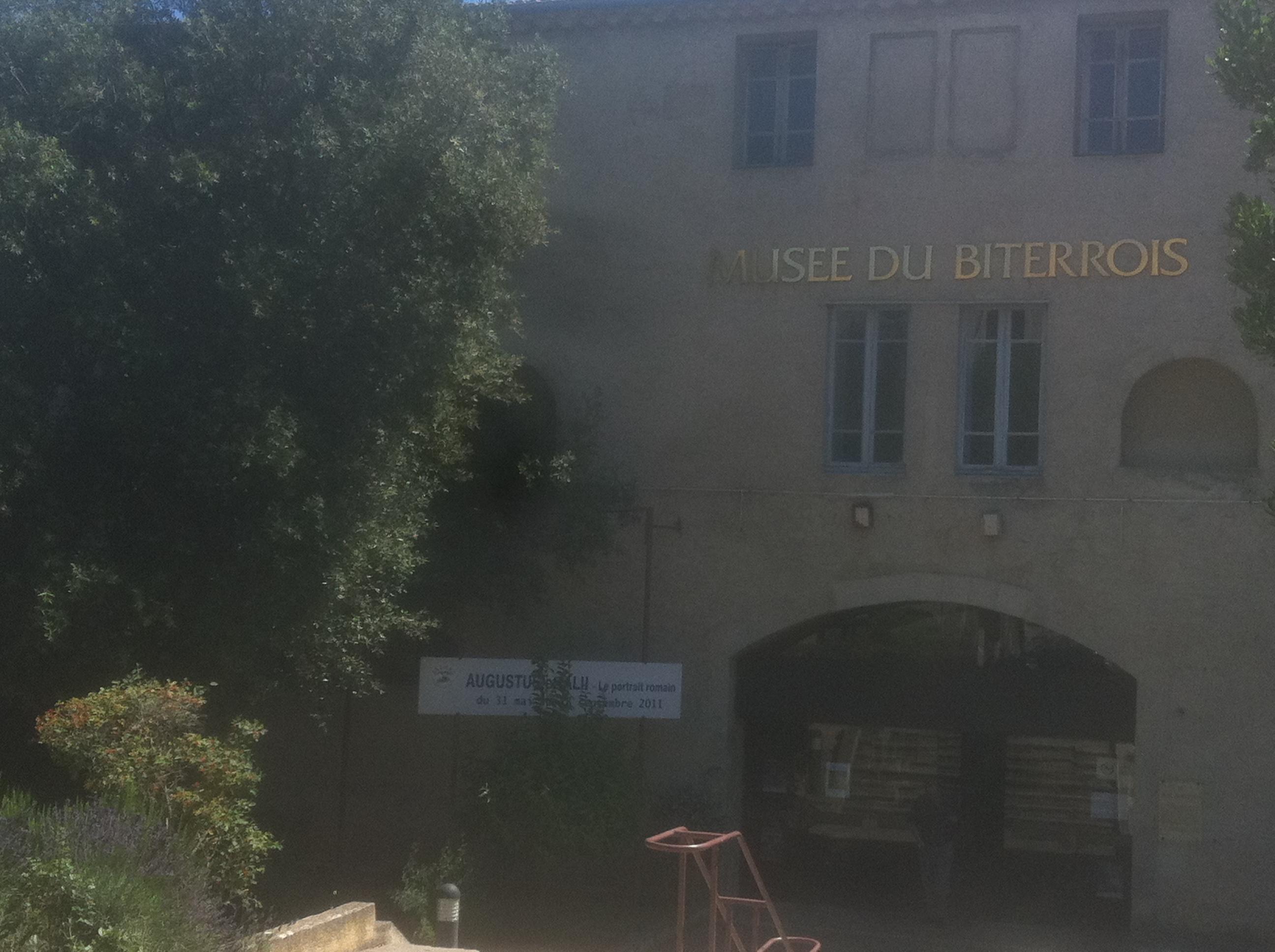 Toutes les activit s 492 for Jardin villa antonine beziers
