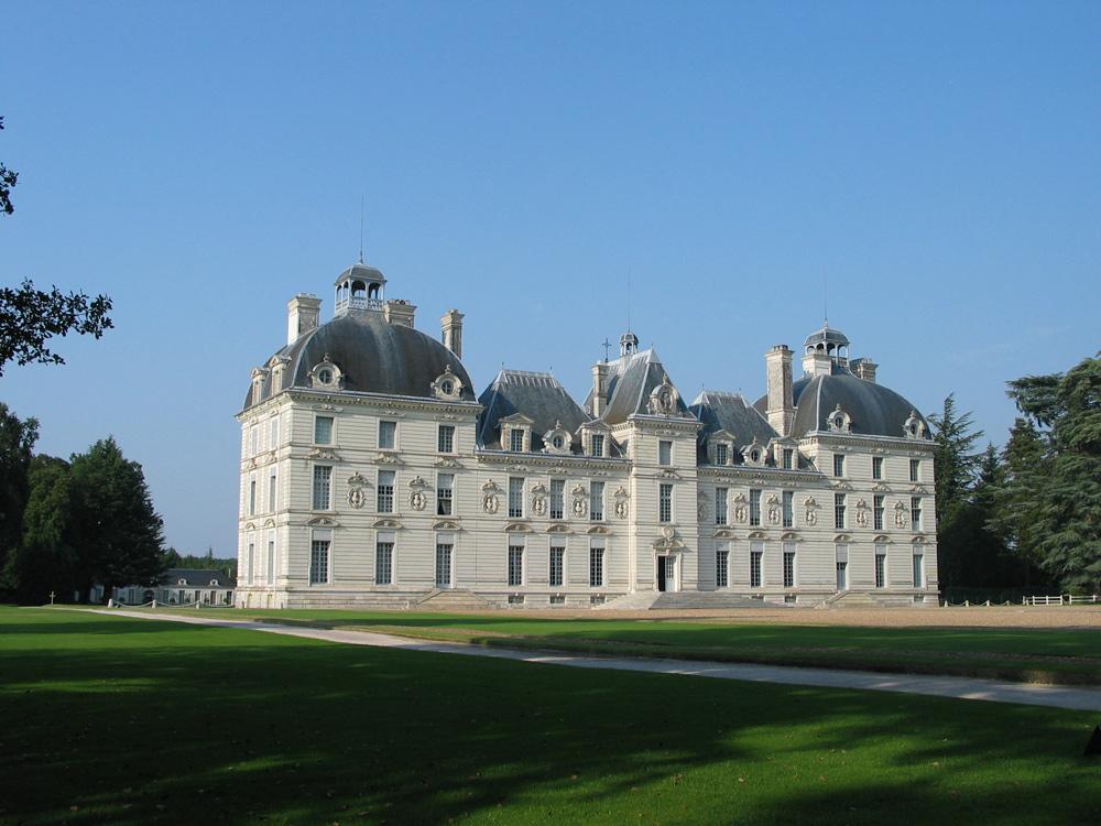 Ch teau de cheverny cheverny office de tourisme blois - Office du tourisme chateau de la loire ...