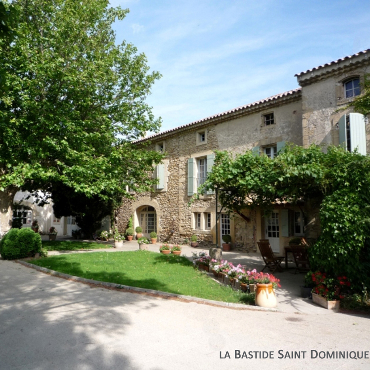 LA BASTIDE SAINT DOMINIQUE