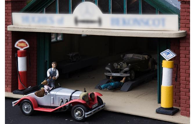 Garages (mécaniques, ...)