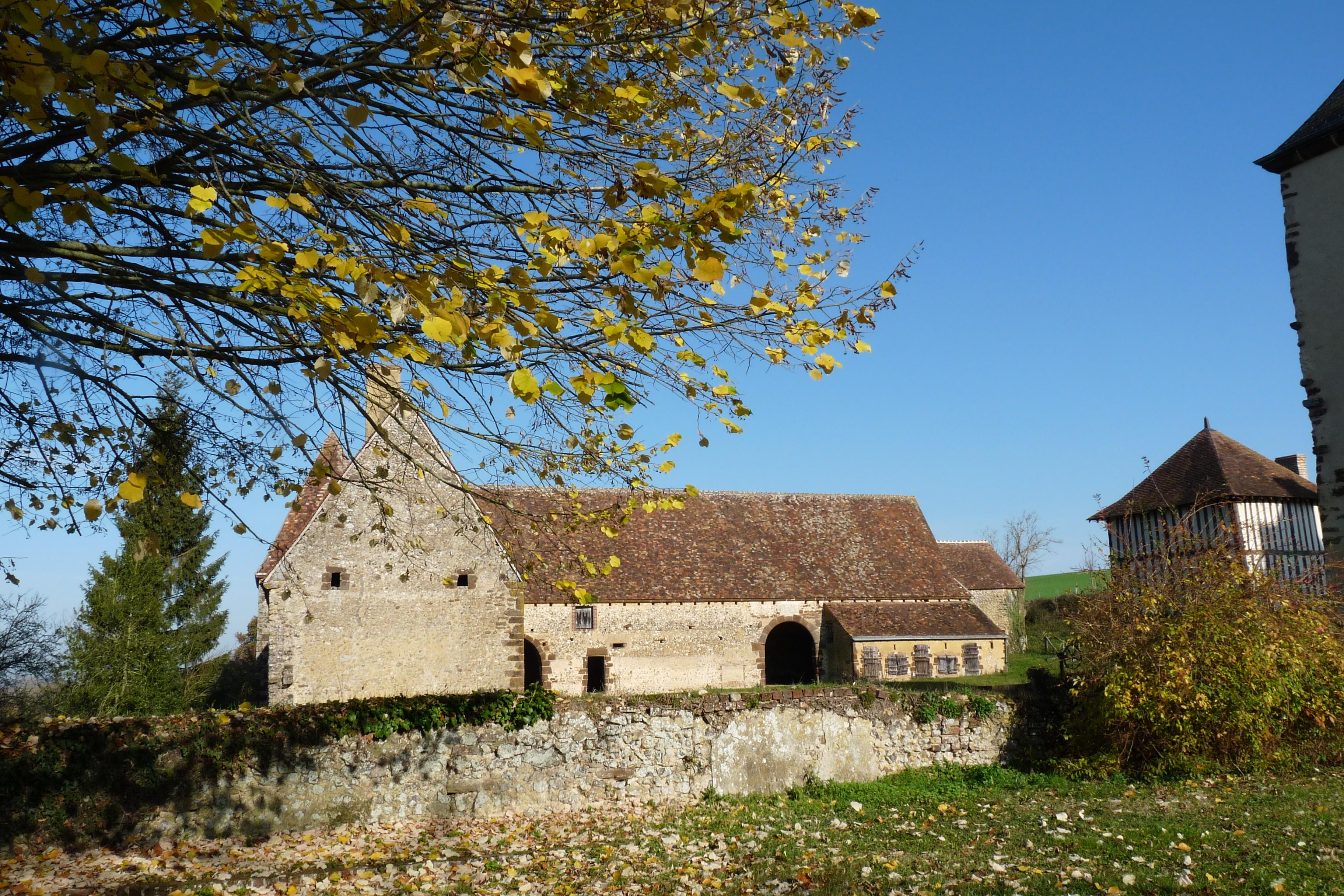 Château et Basse-Cour des Radrets