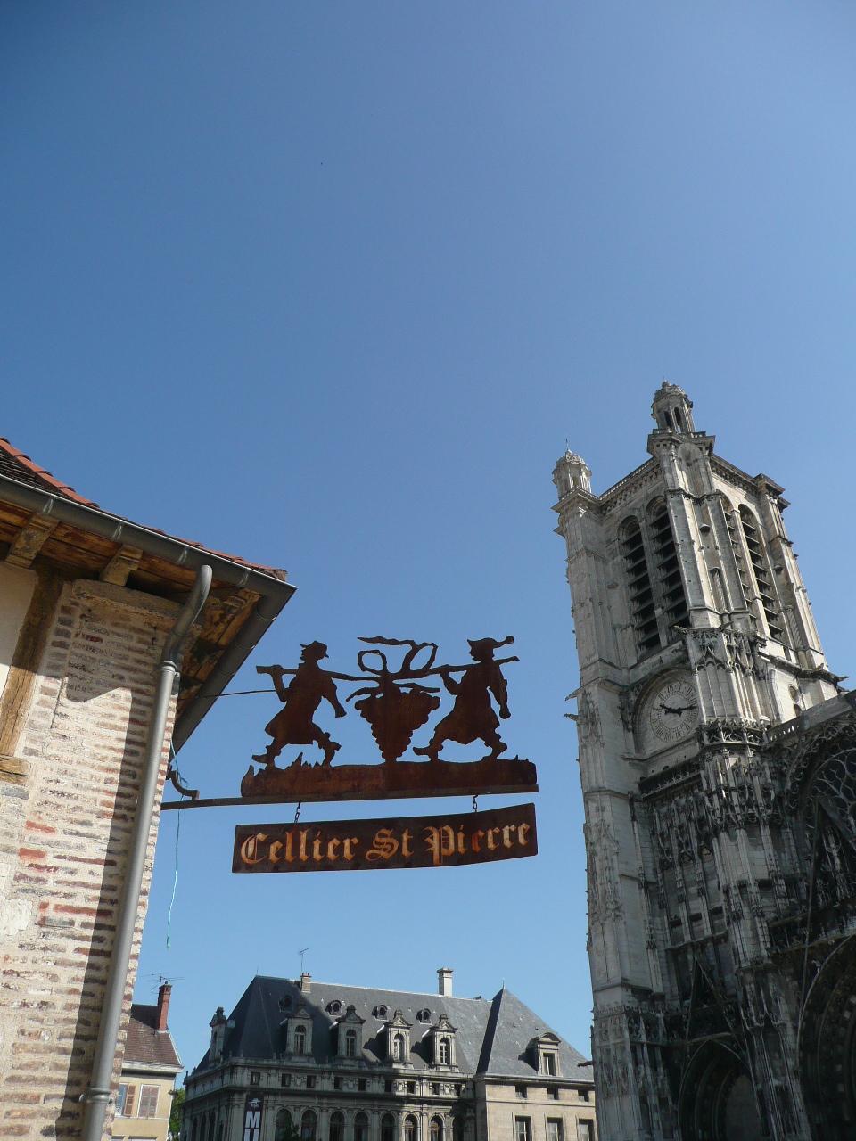 Troyes : Les dégustations du Cellier Saint Pierre