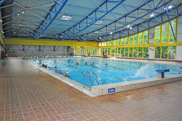 Activit s sportives 8 for Piscine st saulve