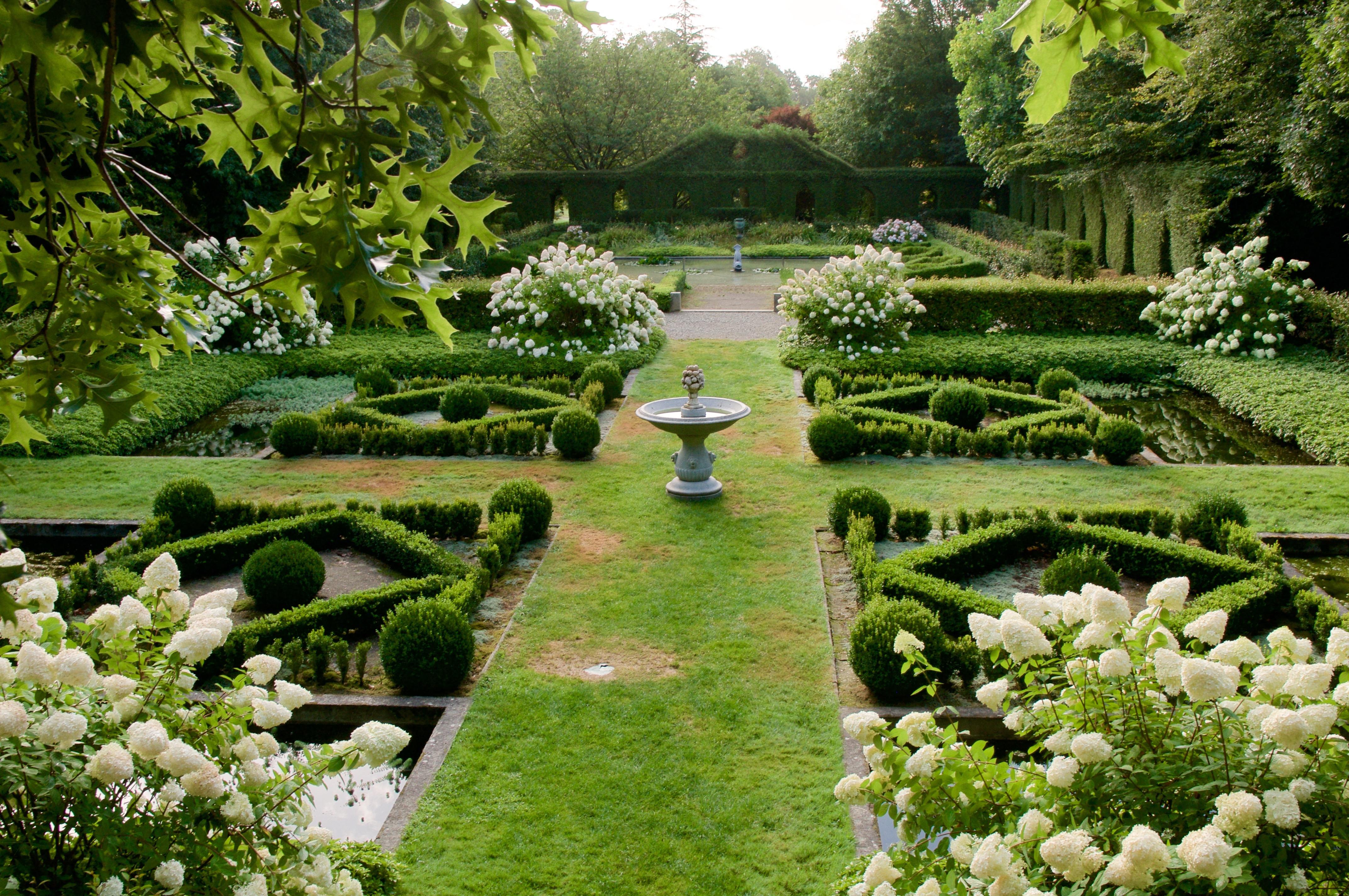 Parc botanique de haute bretagne for Le jardin secret chicha