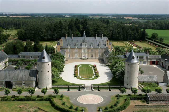 Châteaux et demeures de prestige