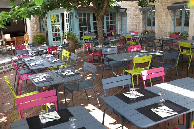 Tous les restaurants 207 for Jardin royal niort