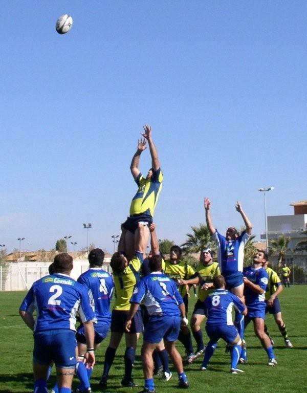 Match de rugby Palavas / Salanque