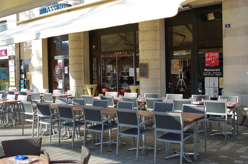 Tous les restaurants 216 for Jardin royal niort