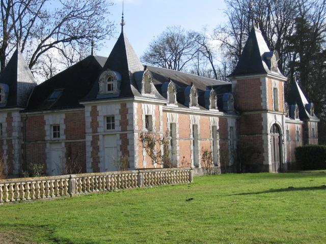 Château de Rocheux - M. Mme Guerre-Genton