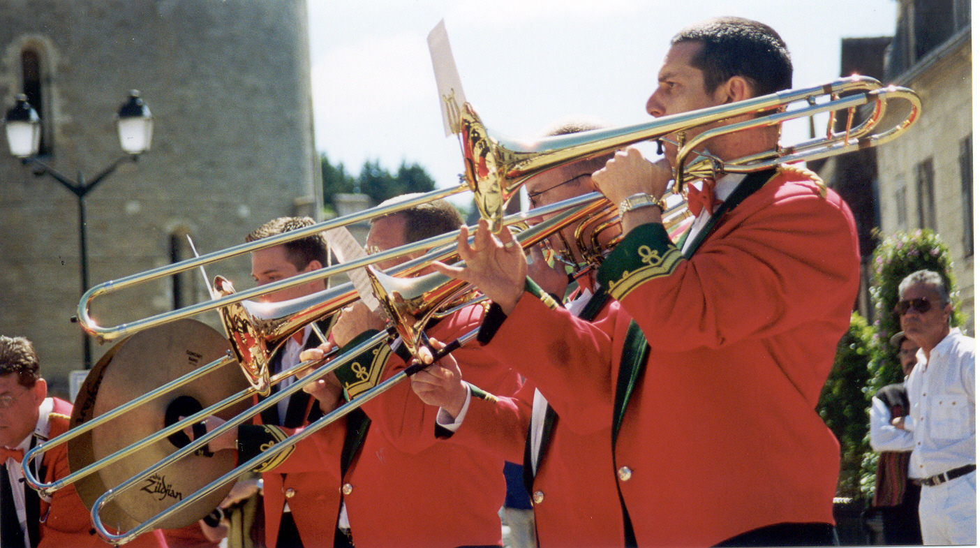 Open de France de Brass Band 2015