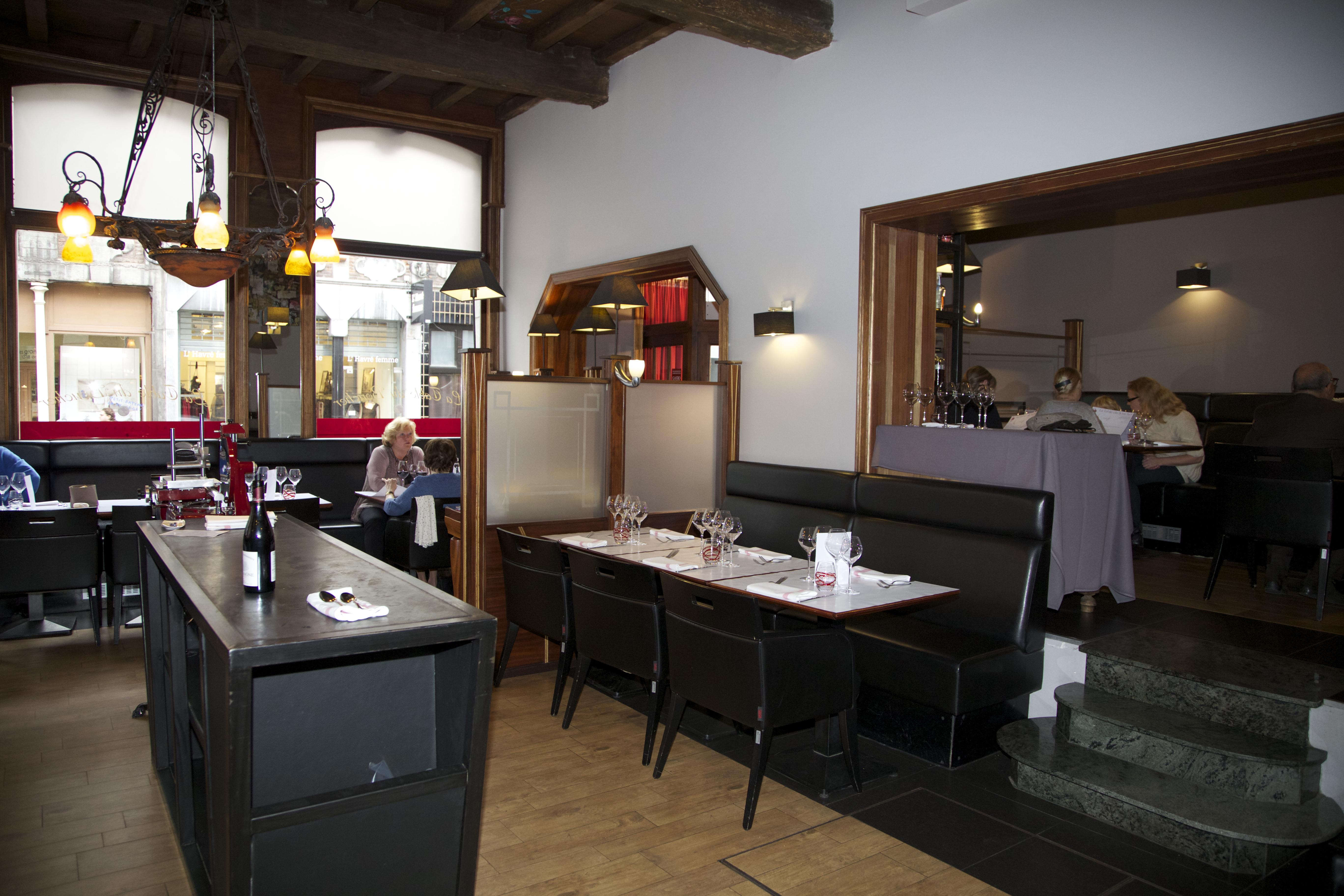 La Table du Boucher - Restaurant - Mons  visitMons - Portail