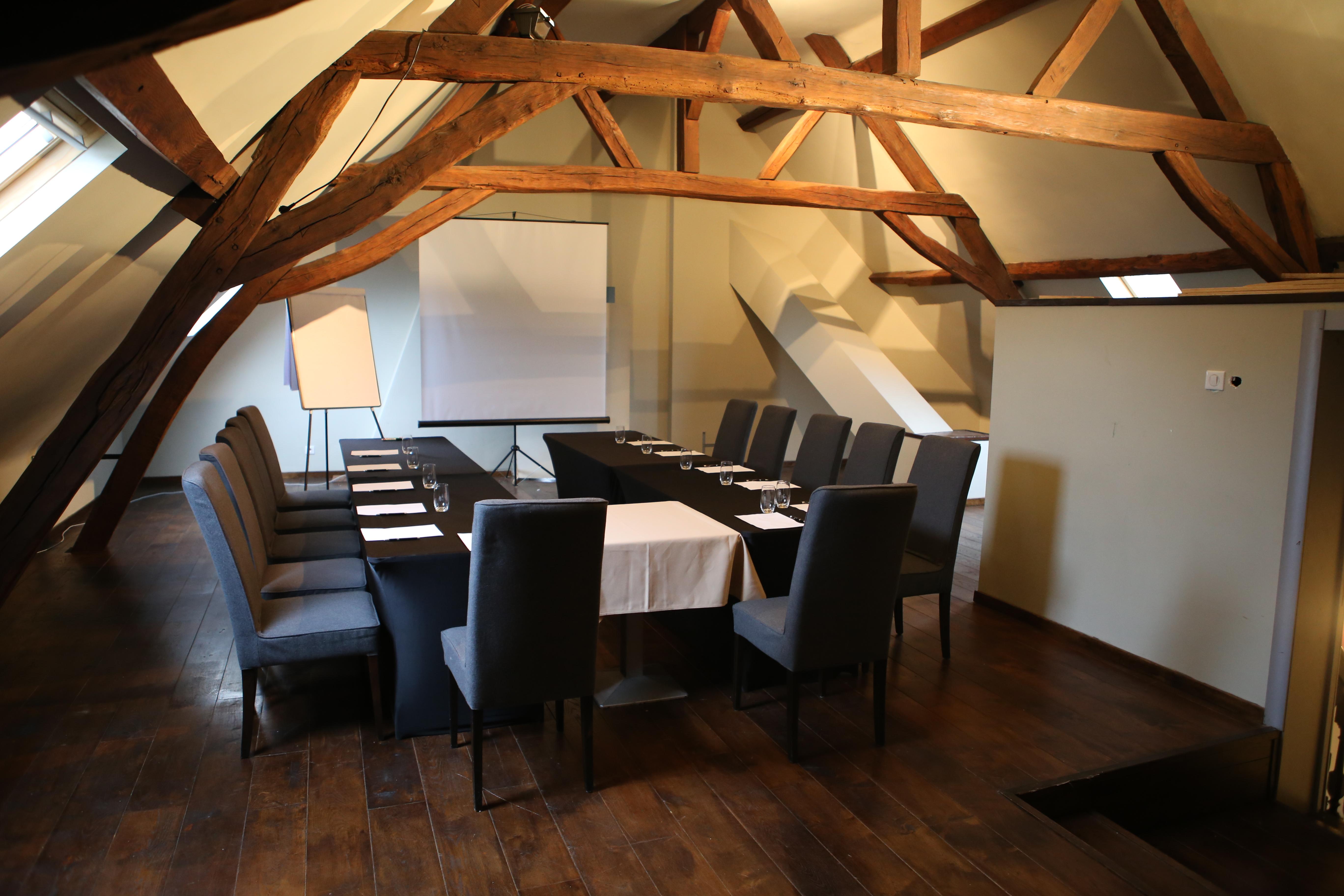Restaurant Maxens Saint Symphorien
