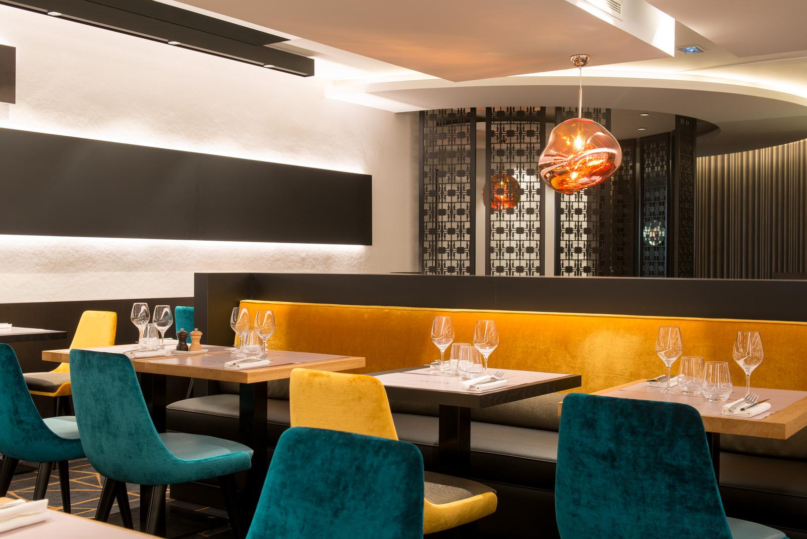 La Gare Restaurant Champagne