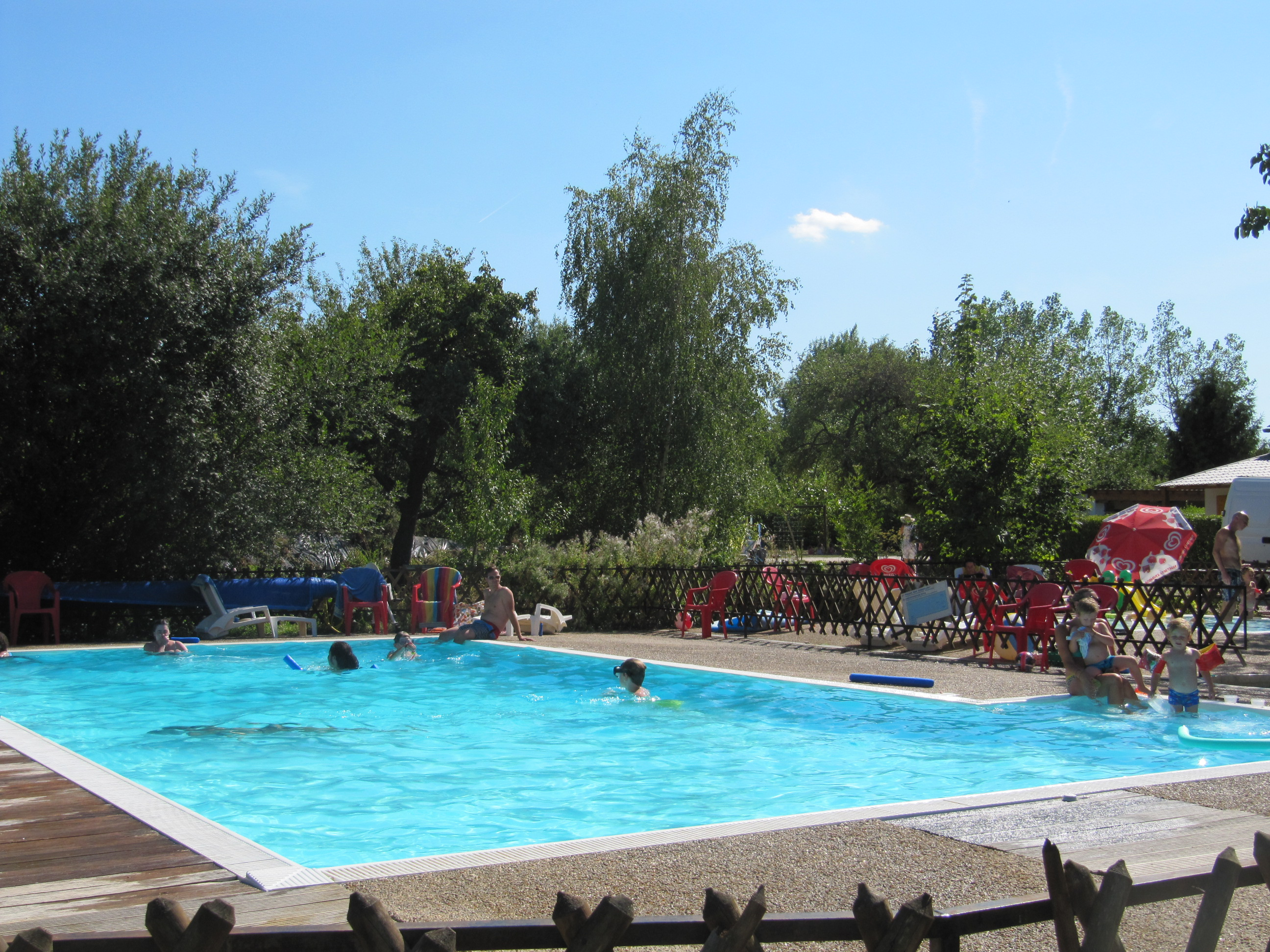 Campings 14 for Camping le jardin botanique