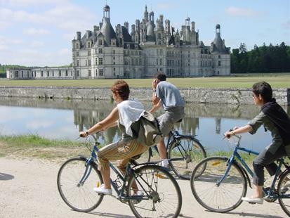 Itinéraire 10 - Chambord : Domaine Royal